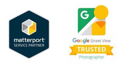 Trusted service partner badges